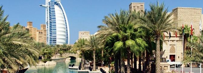 Dubai'de milyar dolarlık ticaret yapan Türk işadamı