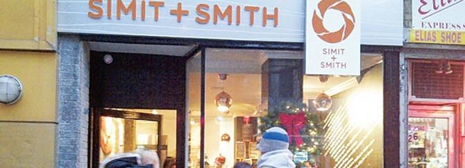 Simit, ABD yolculuğuna 'Yemekhane' ile başladı