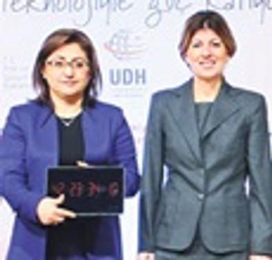 'Teknolojide Kadın  Hareketi'ne cansuyu kredisi