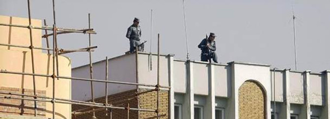 Afganistan'da 9 Türk kaçırıldı