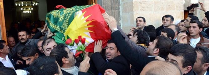 Şerafettin Elçi Cizre'de defnedildi