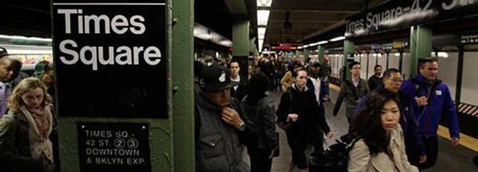 New York metrosunda 2. cinayet