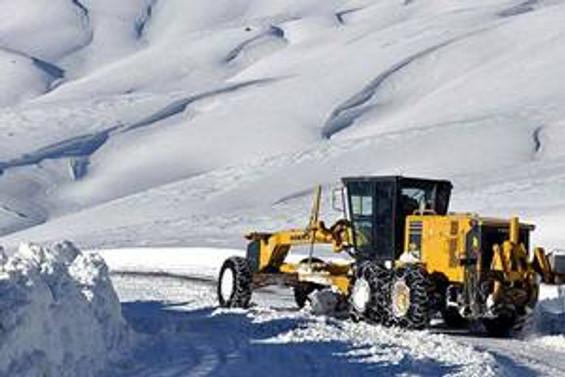 Karla mücadelede engel tanımıyorlar