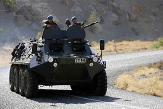 Ağrı'da 2 terörist ölü ele geçirildi