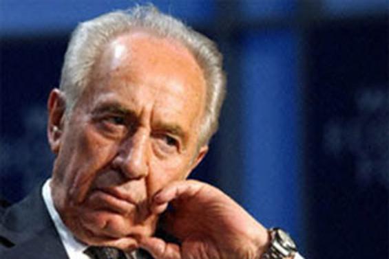 İsrail Cumhurbaşkanı Peres'in durumu iyi