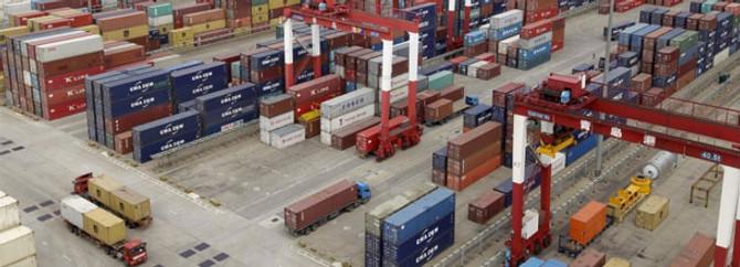 Dış ticaret birim değerleri geriledi
