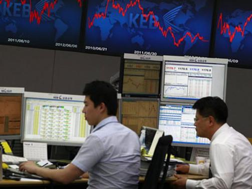 Asya borsaları kazanımlarını geri verdi