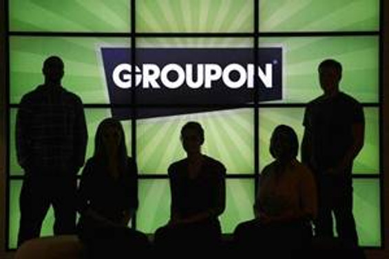 Groupon'un CEO'su kovuldu