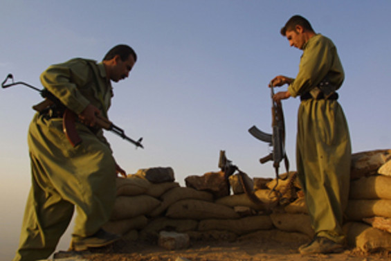 """""""Iraklı Kürtler, Bulgaristan'dan silah aldı"""""""