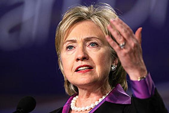 G-8 dışişleri bakanları toplantısına Clinton katılmayacak