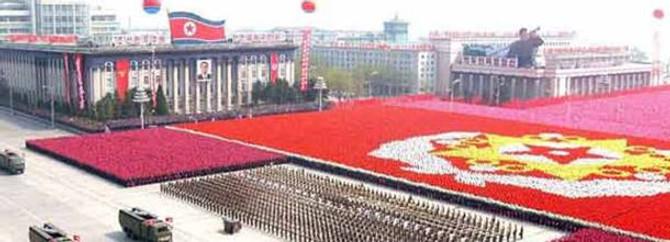 Dünyanın gözü Kuzey Kore'de