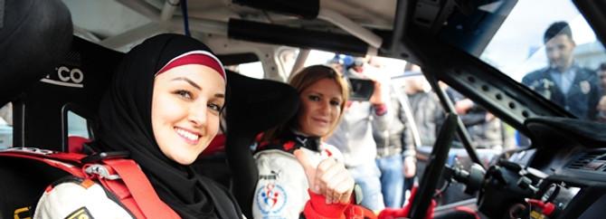 Uluslararası Kuveyt Rallisi başladı