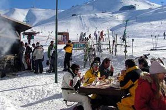 "Kış turizmine ""kar"" dopingi"