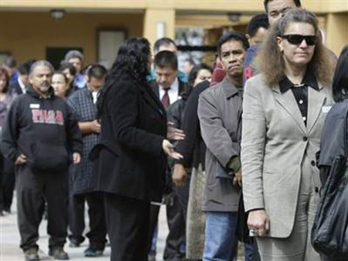 ABD'de işsizlik maaşı başvuruları beklenti üzerinde