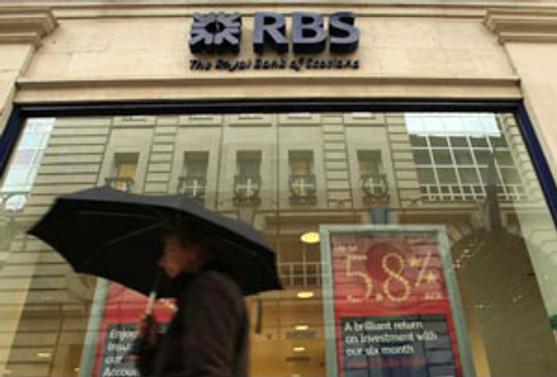 RBS geçen yılı zararla kapattı