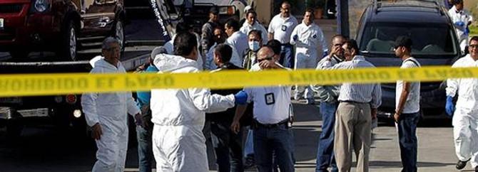 Meksika'da güvenlik güçleri, 104 rehineyi kurtardı