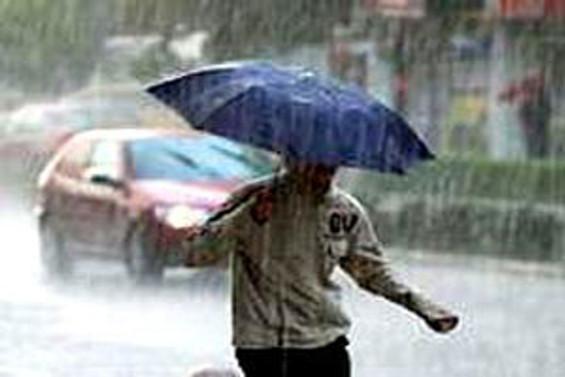 Yağışlı hava ve rüzgar geliyor