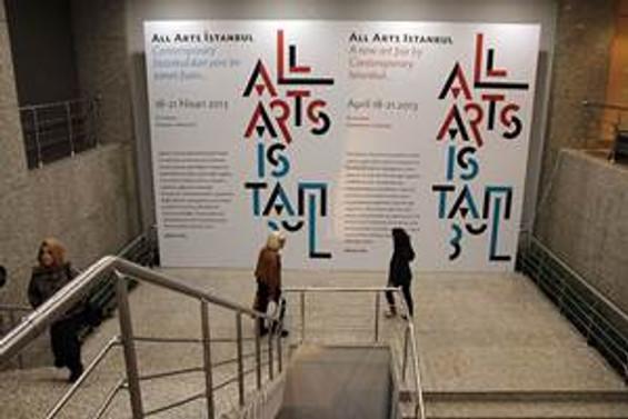 İstanbul 'All Arts'a evsahipliği yapacak