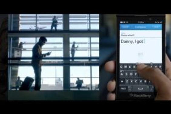 Blackberry, 'Keep Moving' diyor