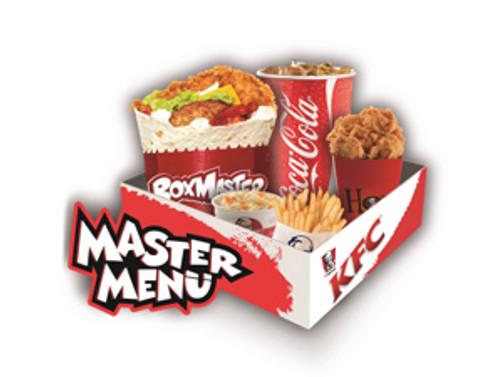 KFC'den lezzet bombası