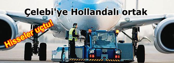 Çelebi'ye Hollandalı ortak