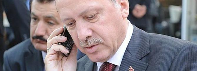 Erdoğan, telefon diplomasisini sürdürüyor