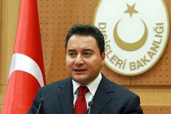 Babacan, Gürcistan'la ilgili temaslarda bulundu