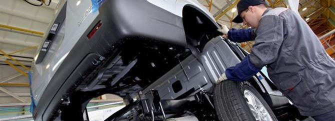 Otomotiv yan sanayicileri Rusya'da yatırım atağında