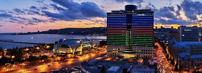 Azerbaycan İran'a nota verdi