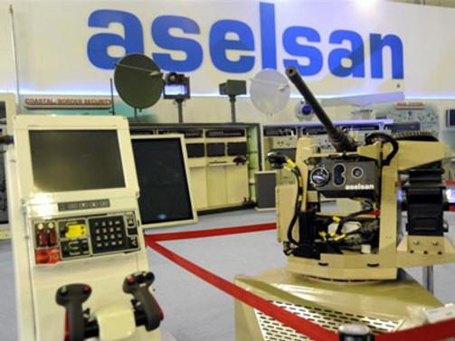 Aselsan 33 milyon dolarlık sözleşme imzaladı