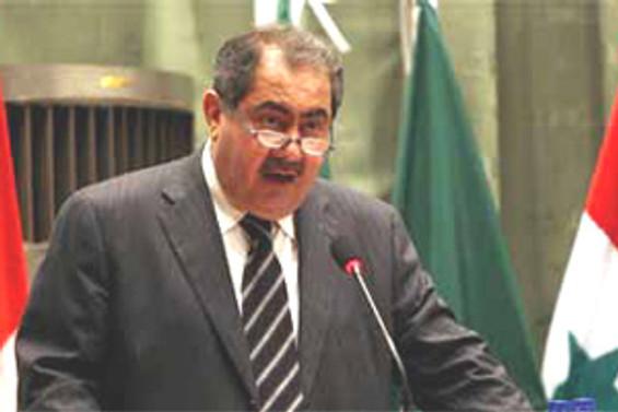 Irak Dışişleri Bakanı Zebari, Türkiye'de