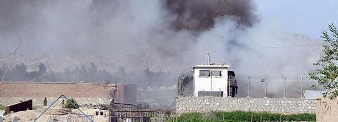 Afganistan ile Pakistan arasında çatışma