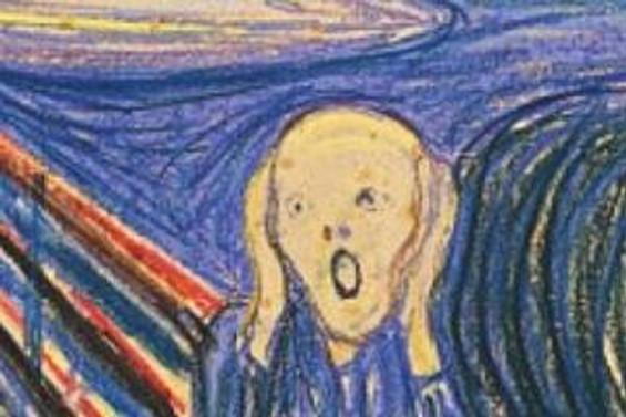 Norveç, Edvard Munch'ı ''Çığlık'' puluyla anıyor