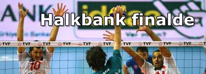 Halkbank finalde, Lokomotiv Kharkiv: 0 - Halkbank: 3