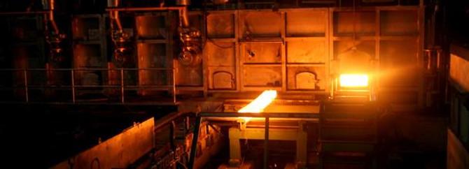 Çelik mamul ihracatı % 5.67 arttı, değeri % 2.68 geriledi
