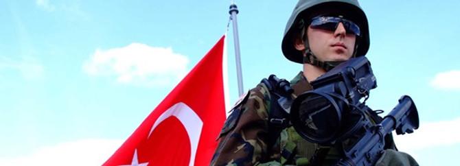 TSK Suriye tarafına ateş açtı