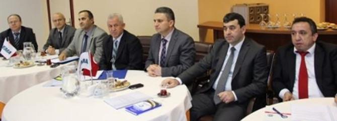 Hattat Enerji toplu sözleşme için masaya oturdu
