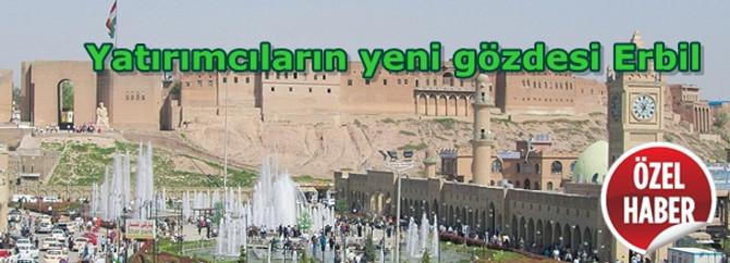 Yatırımcıların yeni gözdesi Erbil