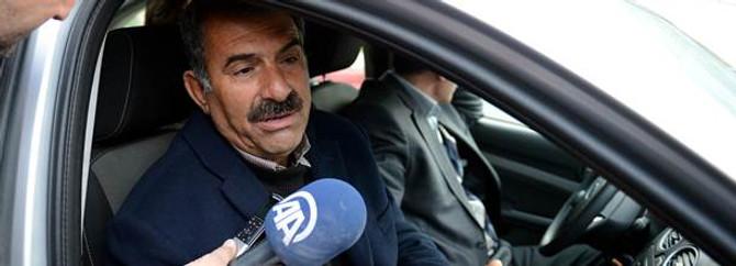 Mehmet Öcalan, İmralı'ya gidiyor