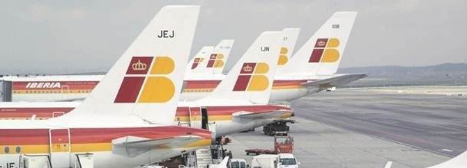 İspanya grevde, 415 uçuş iptal