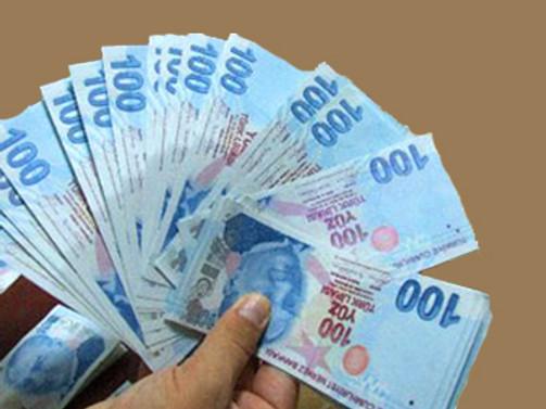 Hazine 5,3 milyar lira borçlandı