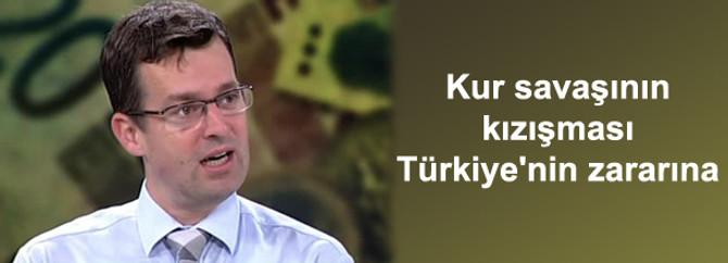 Kur savaşının kızışması Türkiye'nin zararına
