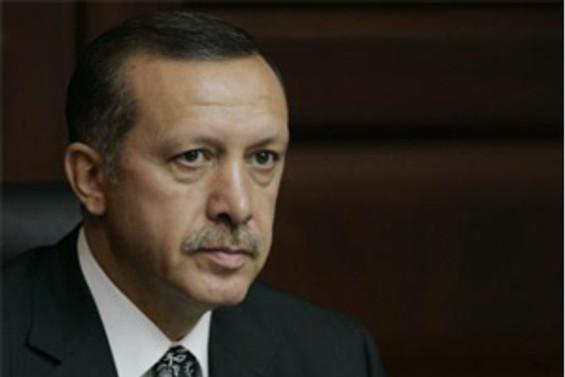Erdoğan, Bakan Ergin'le görüştü