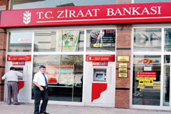 Ziraat, kredilerin yüzde 70'ini Anadolu'ya veriyor