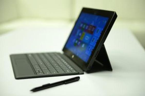Microsoft Surface sınavı geçti