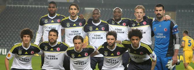 Fenerbahçe 3. tura yükseldi