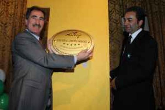 Türkiye'nin ilk 'Yeşil Yıldız'ı Calista Luxury Resort'un