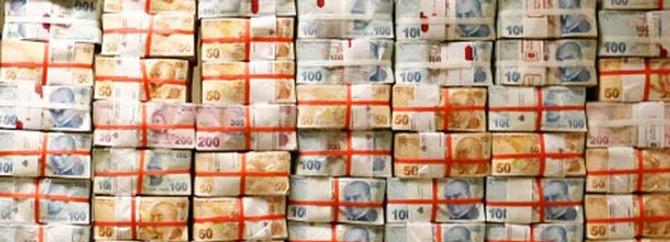 Emisyon hacmi 776,3 milyon lira arttı