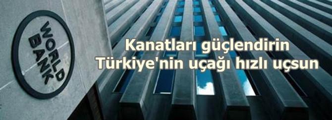 """""""Kanatları güçlendirin, Türkiye'nin uçağı hızlı uçsun"""""""