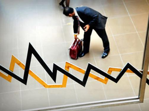 Borsa geriledi bankalar başı çekti